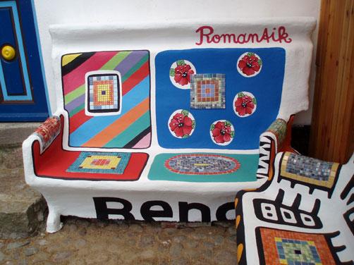 bench 'romantik'