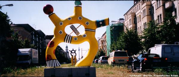 'little sun' berlin frankfurter allee 2002-04