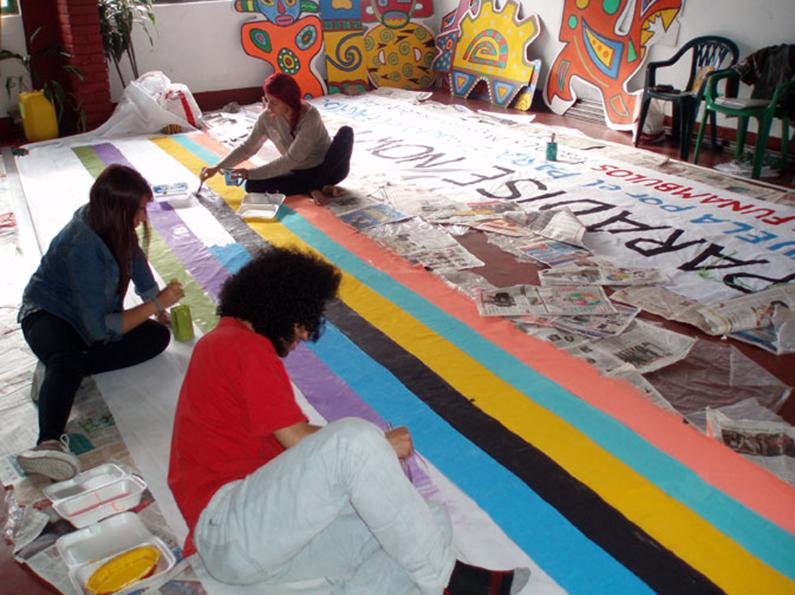 painting workshop bogota 14
