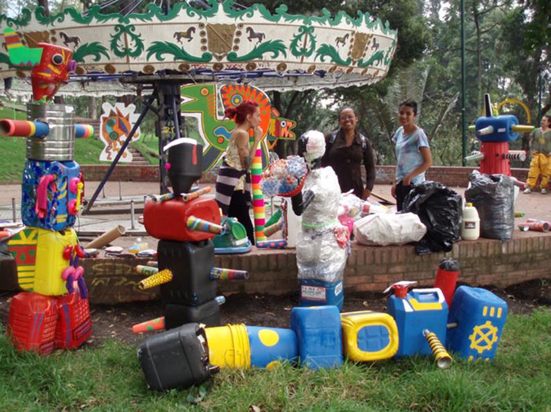 objects para parque de la independencia bogota 14
