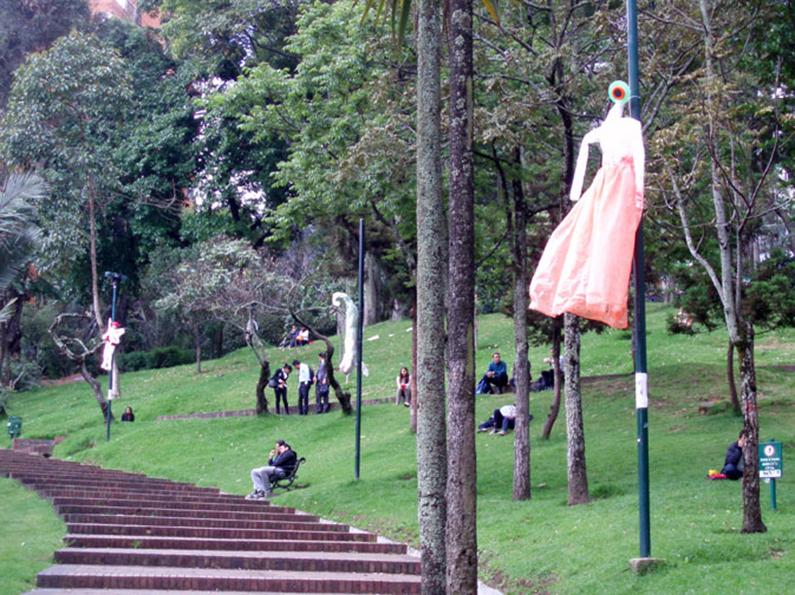 installation parque de la independencia bogota 14