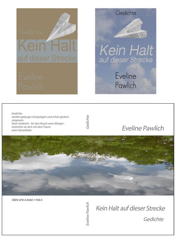 cover gedichte eveline pawlich