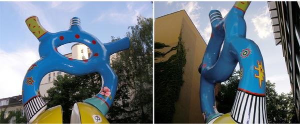 'urknall' GEWOBAG berlin schwedter strasse 8, 2012