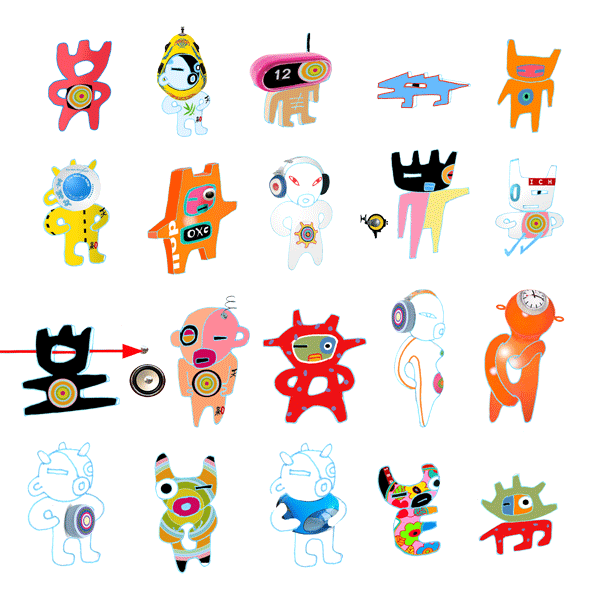 fellow sketches