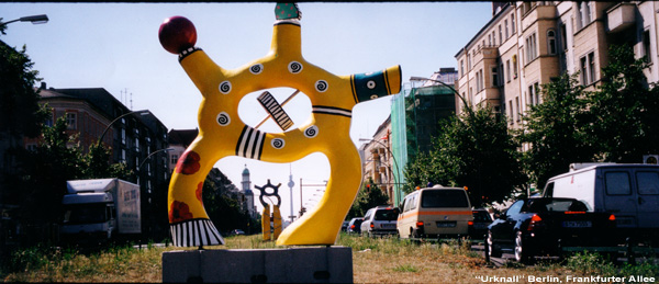 'little sun' berlin frankfurter allee 2002-04