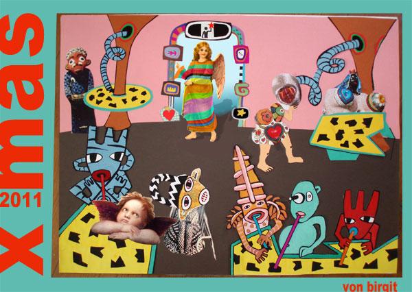 'spaceroom' postkarte und filmposter für arte tv