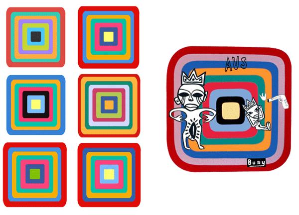 farb quadrate illu