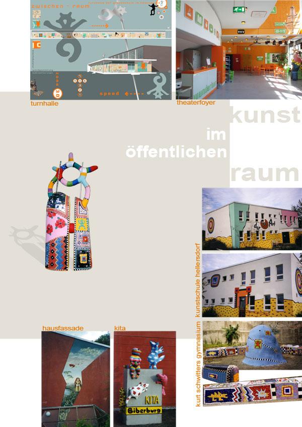 kunst im öffentlichen raum berlin, düsseldorf, bad doberan