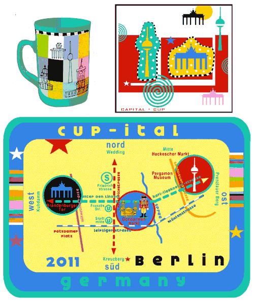 tassen entwürfe 'berlin-cups'